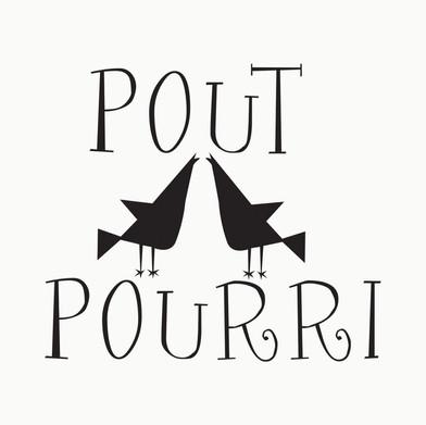Logomarca Pout Pourri Presentes 2011
