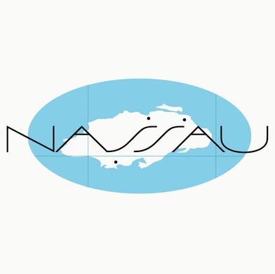 Logomarca Restaurante Nassau 2000