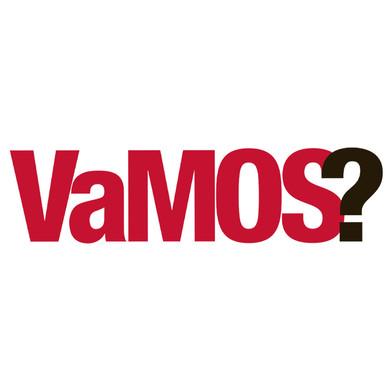 Logomarca para o espetáculo de teatro Vamos? 2010