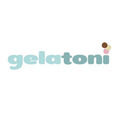 Logomarca Gelatoni Sorvetes 2021