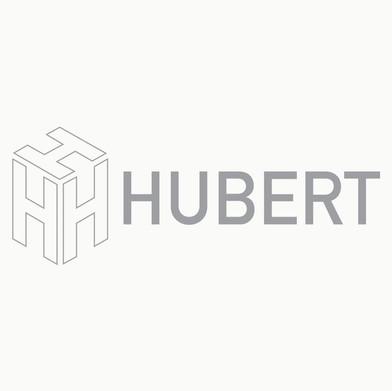 Logomarca Hubert Adminstração de Condomínios 2015