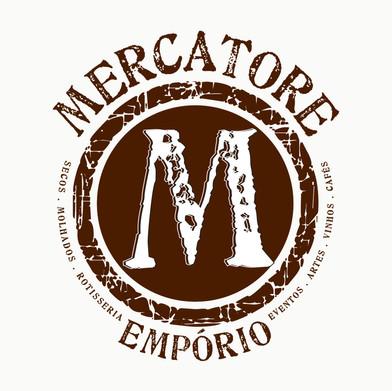 Logomarca Empório Mercatore 2007