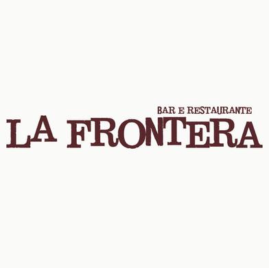 Logomarca Restaurante La Frontera 2008