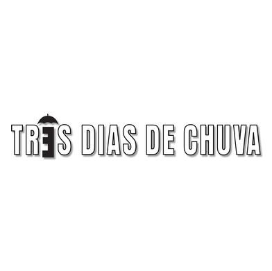 Logomarca para o espetáculo de teatro Três Dias de Chuva 2013