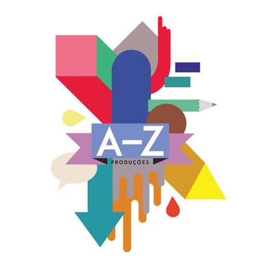 Logomarca A-Z Produções de Festas Infantis 2011