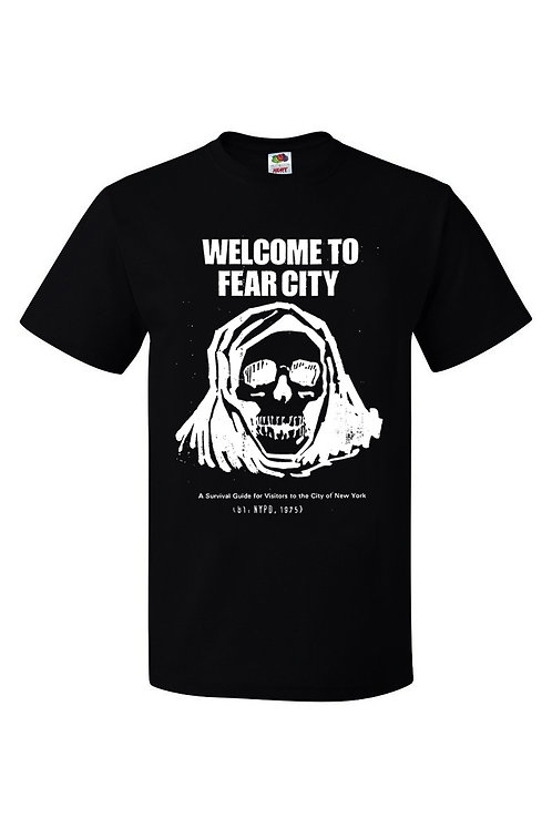 WELCOME TO FEAR CITY Unisex T-shirt