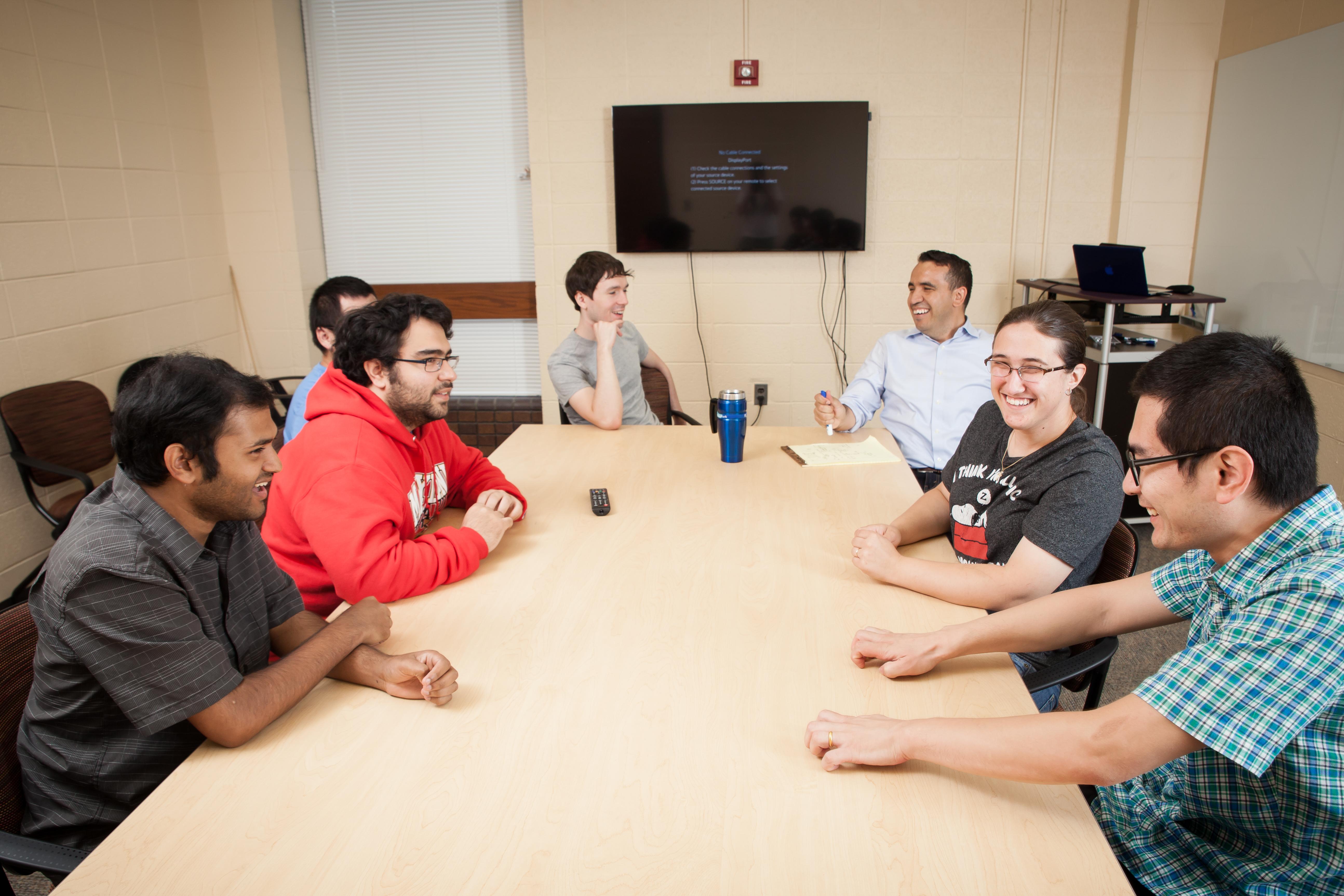 Group-meetings