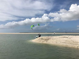 Kitesurfing lessons in Fort Myers and Sanibel Island