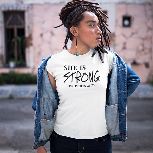 She is STRONG Tee