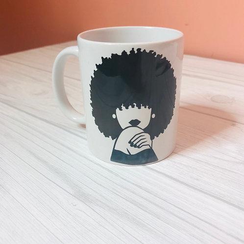 Shoulder Mug