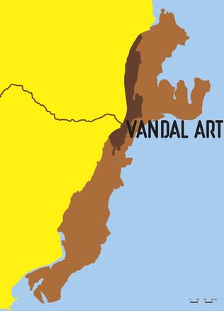 Artista Plástico concede trabalho que aborda o desastre-crime de Mariana/Rio Doce para o Seminário