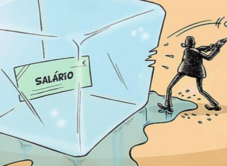 Congresso Nacional aprova congelamento de salários de servidores até 2022