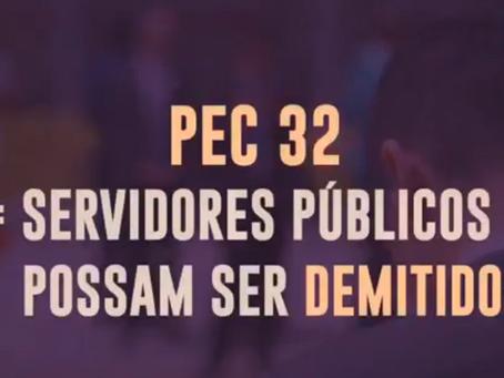 Vídeo explica proposta de reforma administrativa