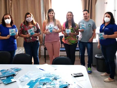 SISMAR inicia entrega das máscaras adquiridas em parceria com o MPT
