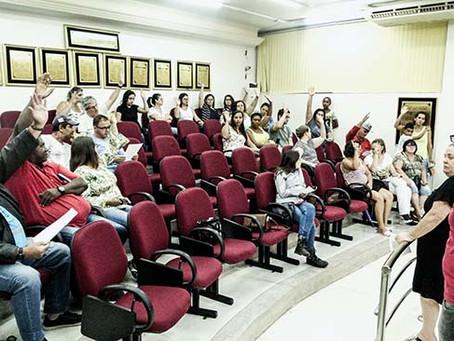 Servidores de Américo Brasiliense aprovam reivindicações e aguardam resposta do prefeito