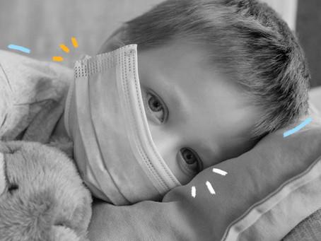 Média de crianças com covid-19 em Araraquara cresce 136% em dois meses