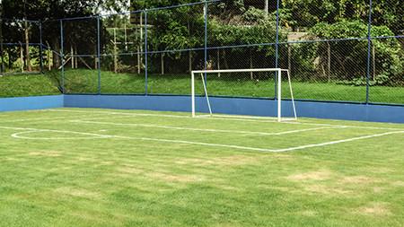 Campo de futebol do SISMAR abre para uso a partir de 22 de fevereiro