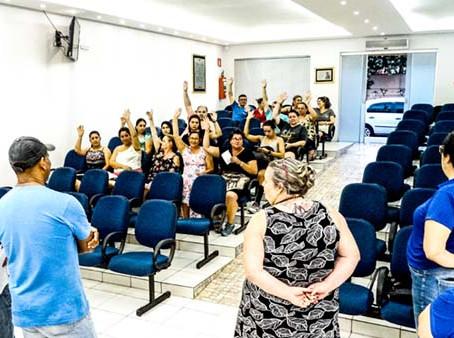 Servidores de Gavião Peixoto aceitam reajuste de 4,31% e encerram data-base 2020