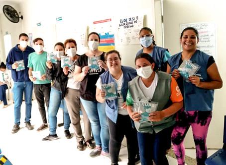 SISMAR entrega mais máscaras para servidores em Araraquara e na região