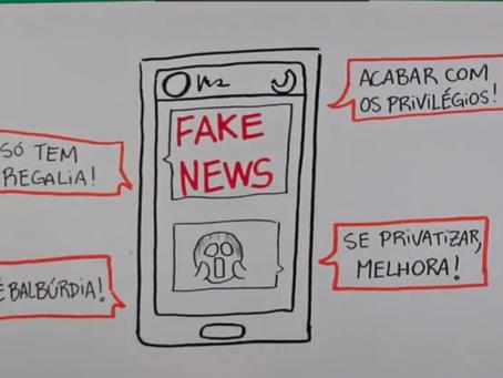 Vídeo explica reforma administrativa e seus impactos