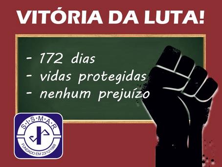 Vitória: servidores da Educação suspendem greve mais longa da história de Araraquara