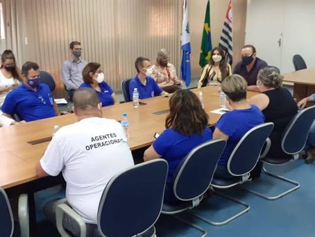 Edinho fecha as portas do diálogo sobre estatuto e empurra PCCV para 2022