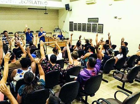 Servidores de Motuca aprovam reivindicações e aguardam resposta do prefeito