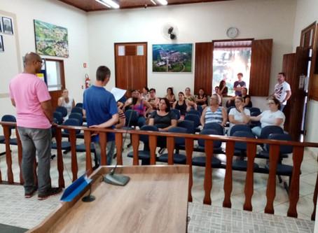 Servidores de Trabiju aprovam reivindicações e aguardam resposta do prefeito