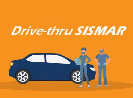SISMAR fará drive-thru para entrega de carteirinhas da Unimed