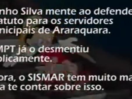 Esclarecimentos do SISMAR sobre a mudança de regime