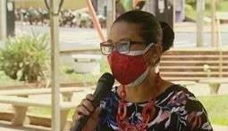 Secretária da Educação insiste em não fornecer máscaras aos trabalhadores
