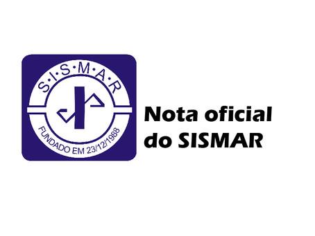 Nota de repúdio ao prefeito Edinho Silva e de recomendação para os vereadores