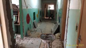 Reforma em CER causa transtorno e atrapalha atividades em Araraquara