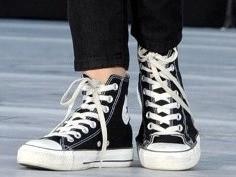 Converse All Star High Black & White