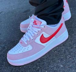 Nike Air Force 1 07 QS 'Love Letter'