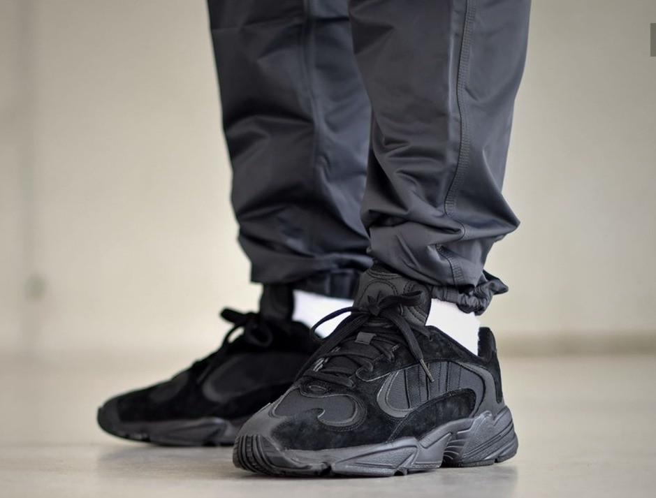 Adidas Yung-1 Black