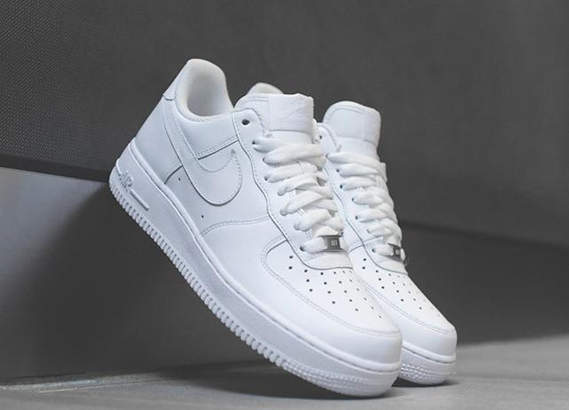 Nike Air Force 1 Lo White