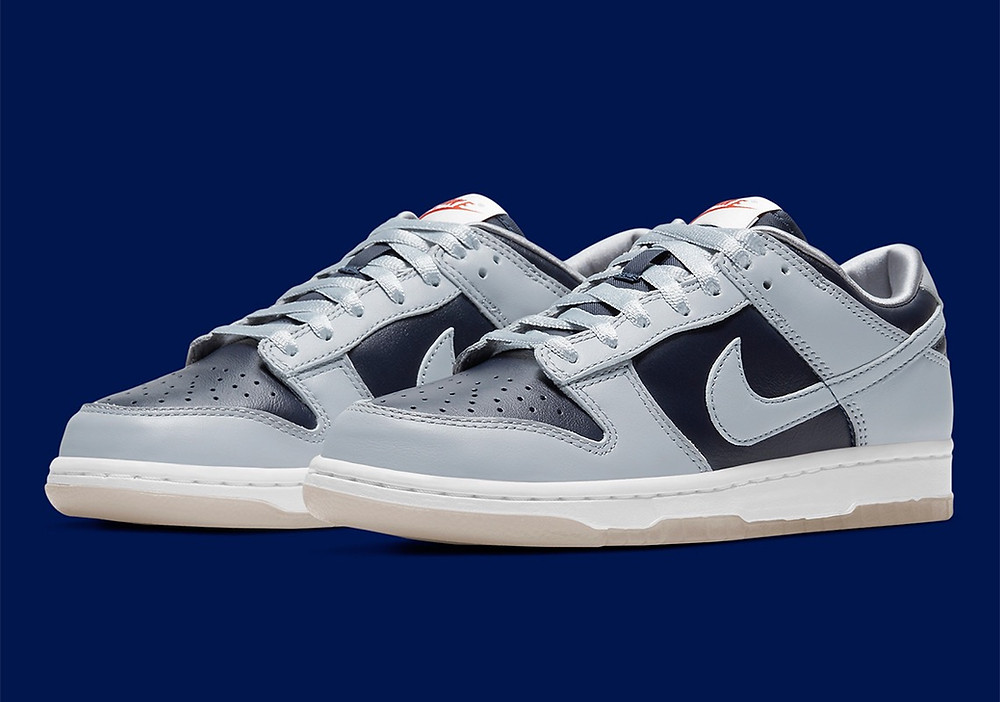 Nike Dunk Low College Navy