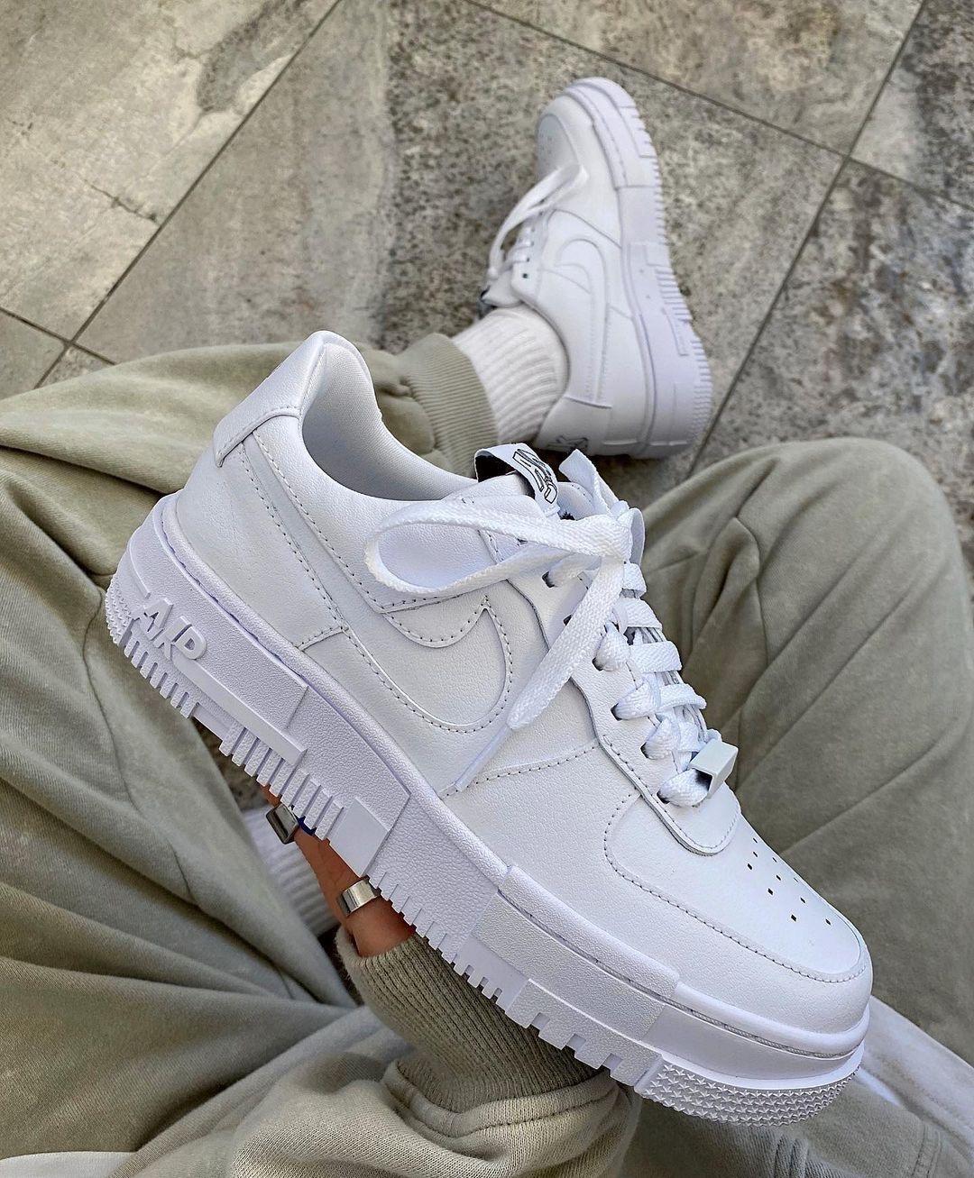 Nike WMNS Air Force 1 Pixel 'White'