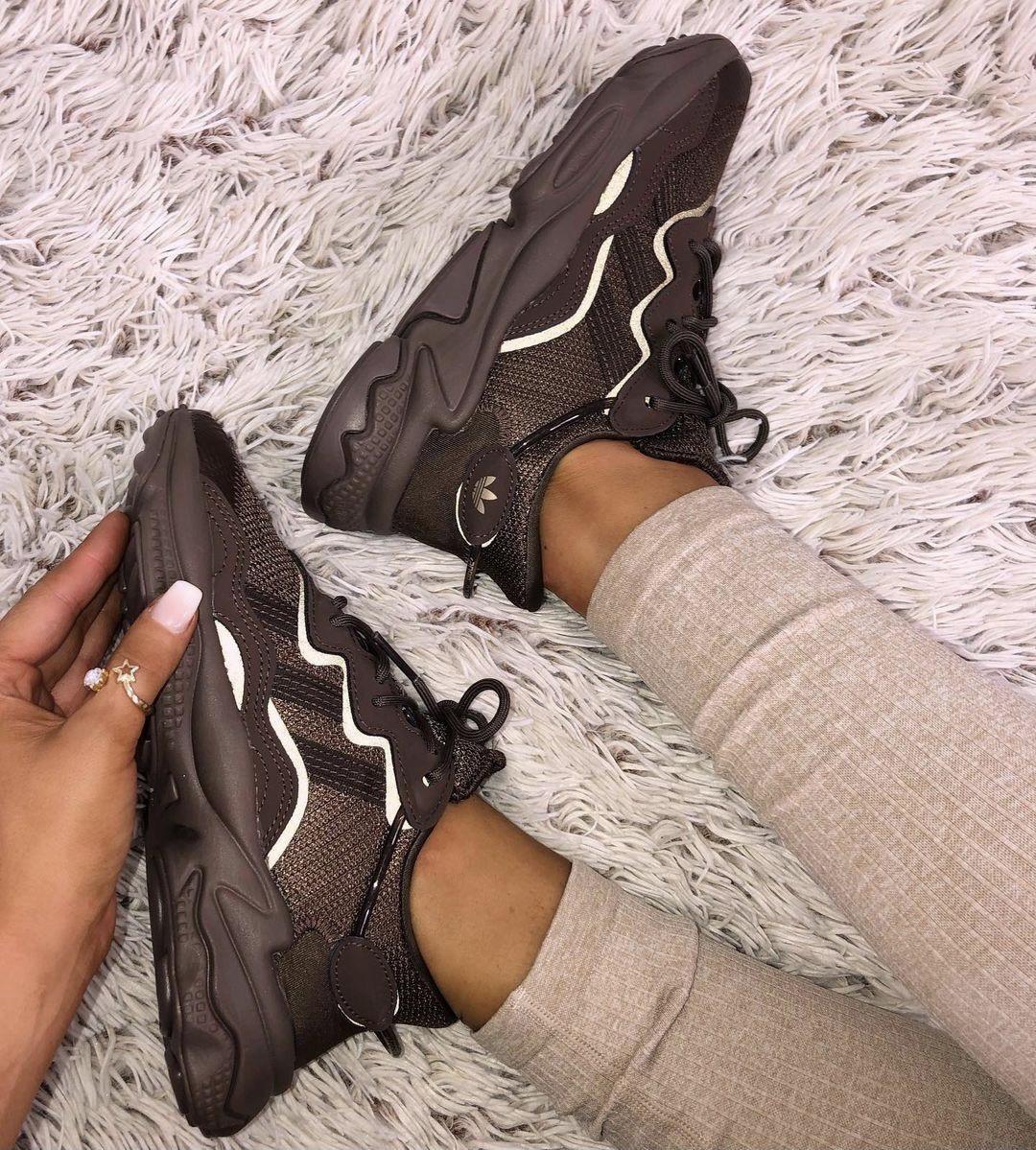 Adidas Ozweego Women's Brown