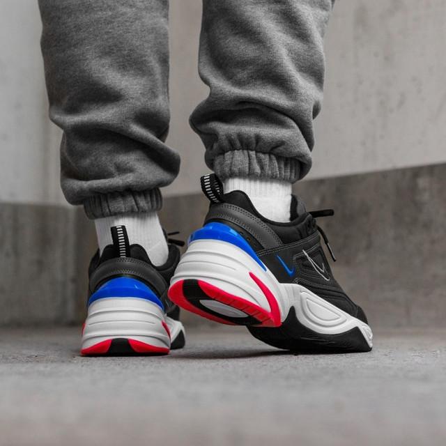 solo sin embargo pavimento  Nike M2K Tekno Paris | CREP CHECK #9