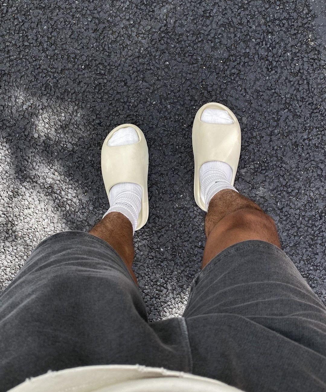 adidas Yeezy Slide 'Bone'