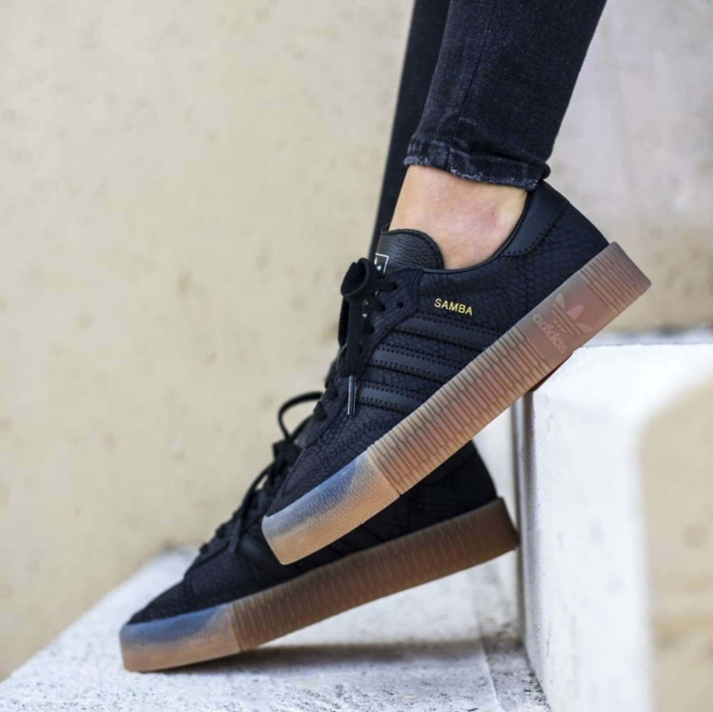 Adidas Samba Rose Black Gum