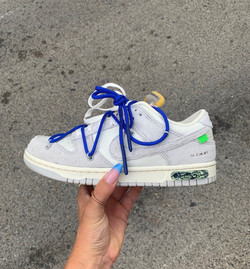 Nike x Off-White Dunk Low 'Lot 32'