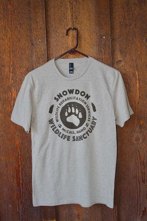 100% Cotton T-Shirt, Tan