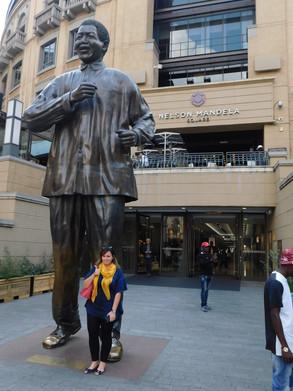 Nelson Mandela - a true legend!