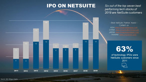 IPO are better on NetSuite