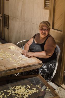 Pasta Diva: Francesca