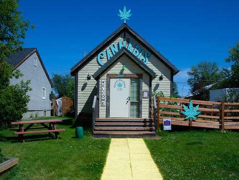 Little Pot Shop on the Prairie: Calgary artists open small-town herbal destination in Black Diamond