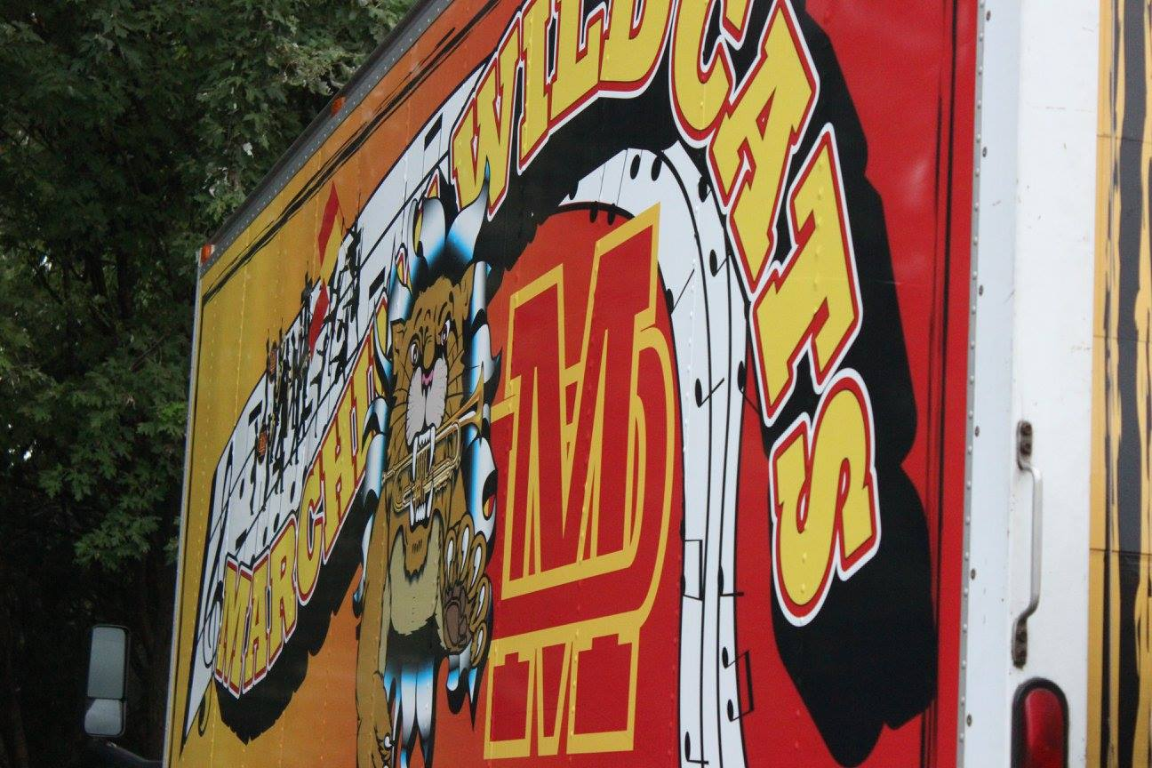 MD band truck